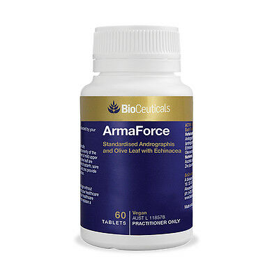 New BioCeuticals ArmaForce 60 Tablets - Immune Health Booster