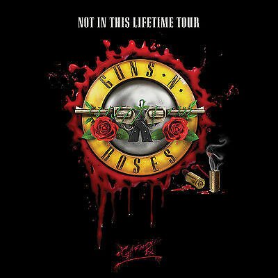 Guns N' Roses Not In This Lifetime Tour - Slane Castle x2