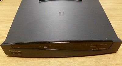Cisco 827H ADSL Router (800 Series). 4 Port 10/100 Wired Router