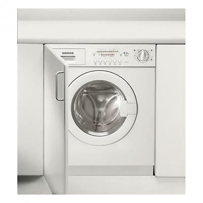 HOOVER HDB642N 6kg/4kg 1200rpm Integrated Washer Dryer - white