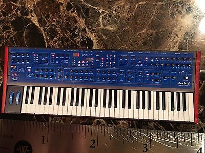 Dave Smith Instruments Poly Evolver Synthesizer Refrigerator Magnet