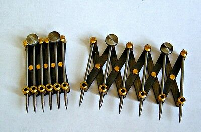 Luthier tools 6 String Spacing Gauge Guitar,Ukulele,Mandolin,Banjo,Cello, etc: