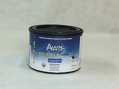 Sherwin Williams - AWX - NOIR DE FUMEE 0.5 LITRE - 401.0311