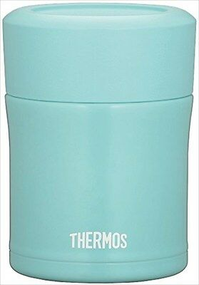 New THERMOS Bento Lunch Box Food container 0.3L JBJ-301 Skyblue from Japan