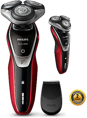 Philips S5340/06 Series 5000 Electric Shaver Rechargeable With Turbo Mode NEW UK