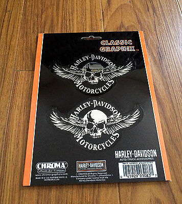 Stickers Amp Decals Harley Davidson American Motorcycles