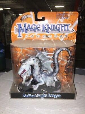 Mage Knight - Conquest Radiant Light Dragon.