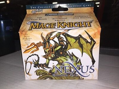 Mage Knight - Nexus Booster Pack.