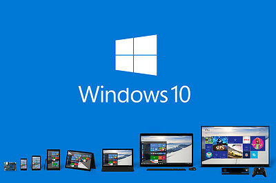 Windows10  Professional 64 &32 Bit ISO DOWNLOAD INCLUDES GENUINE ACTIVATION CODE