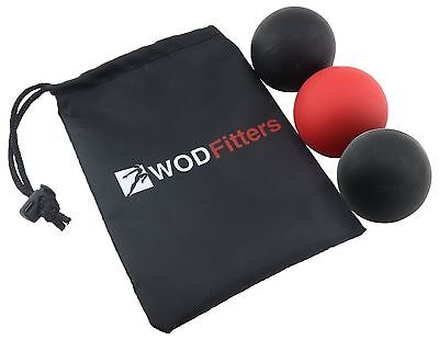 Lacrosse Balls - WODFitters Mobility Lacrosse Balls Set Free Mobility Trainin...