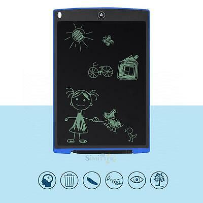12'' LCD Writing Tablet Pads for Boogie Board Jot Style eWriter Boards & Stylus