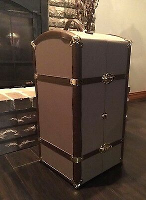 American Girl Steamer Trunk Retired Samantha Rare Find! Accessories Storage