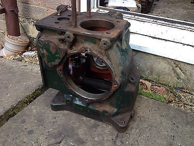 Lister Ld 1 Stationary Diesel Engine. Engine Block