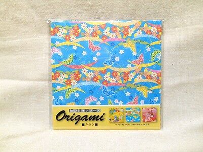 Japanese Paper Origami Design Paper Brand-New 3 Pattern 24 sheets JAPAN LIMITED