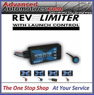 Omex Clubman Twin Coil Rev Limiter And Launch Control Ford Fiesta Zetec Focus