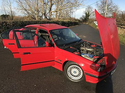 bmw 5 series E34 immaculate classic