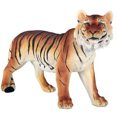 Bengal Tiger Wild Big Cat Wildlife Collection 16 Inch Lifelike Figurine Standing