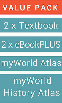 Geography Alive 9 for the Ac & EBookPLUS + History Alive 9 for the Ac & EBookPLU