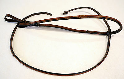 Beval NEW standing martingale FANCY New Canaan COB