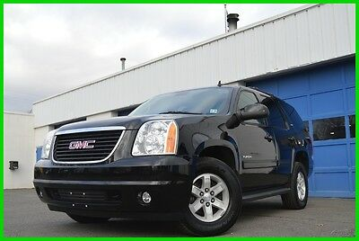 2014 GMC Yukon SLT 5.3L V8 Warranty Full Power Bluetooth Loaded Leather Interior Heated Front Seats Rear View Camera Remote Start Captains Save