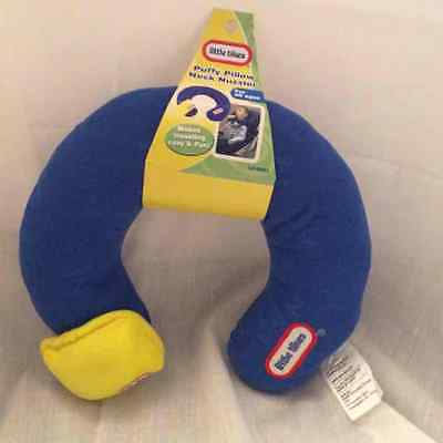 Little Tikes Puffy Pillow Neck Nuzzler