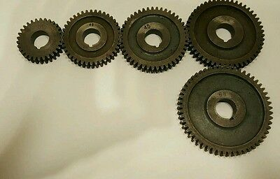 Myford Ml7 Super 7 Gear Set (5)