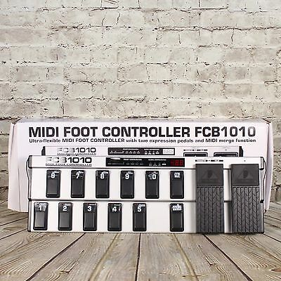 Behringer FCB1010 Footswitch Controller