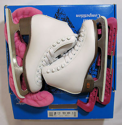 Riedell Model 110W Size 5 Figure Skates No signs of use