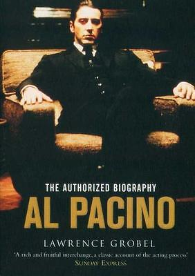 NEW Al Pacino By Lawrence Grobel Paperback Free Shipping