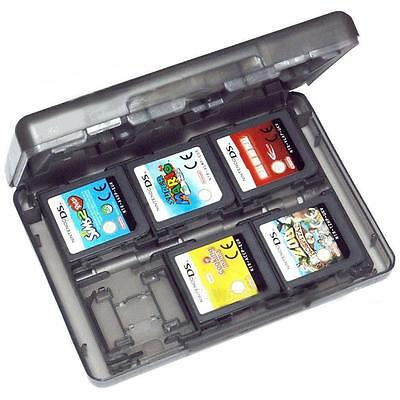 28 in 1 Game SD Card Case Holder Cartridge Storage Box for Nintendo 3DS 3DS XL