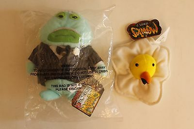 """Meanies -Sunny The Preemie Chickie And Infamous Meanie """" The Codfather """""""