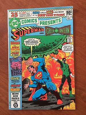 DC Comics Presents #26-FIRST APPEARANCE OF THE NEW TEEN TITANS  Hot!
