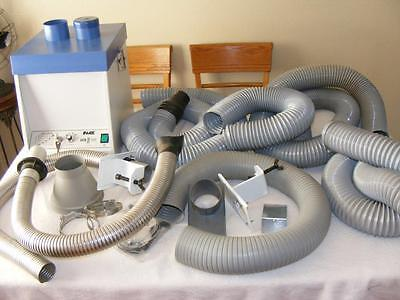 PACE Soldering Fume Extractor ARM EVAC 250 with Hoses