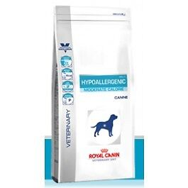 Royal Canin Veterinary Diet Dog Hypoallergenic Moderate Calorie HME23 14 kg