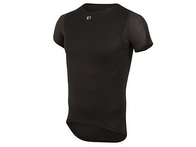 Pearl Izumi Transer Baselayer Short Sleeve - Black