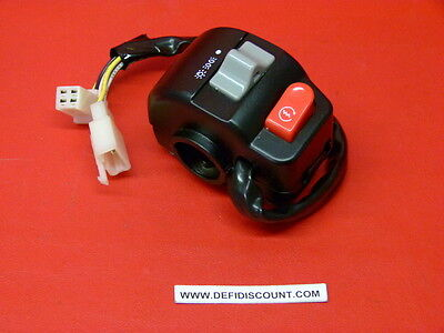Commodo droit scooter Rival Motors QBH-34200-0