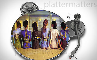 PINK FLOYD The Wall Wish You Were Here 7 & 12 inch TURNTABLE platter MAT see all