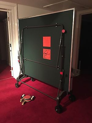 Full Size Kettler Table Tennis Table - Indoors
