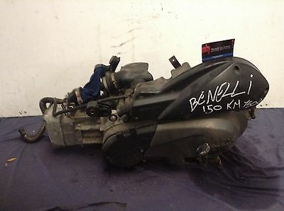 motore blocco completo 150 keweey outlook benelli nero caffe