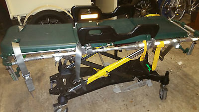 Ambulance Stretcher Ferno  Pegasus 200Kg  With Floor Clamps And Bolt S