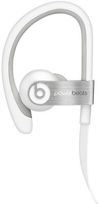 Beats by Dr. Dre Powerbeats2 Wired In-Ear Headphones White New