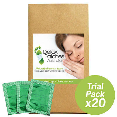20 x Green Detox Patches
