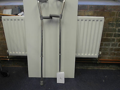 Trulife Adjustable Crutches
