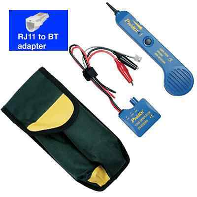 ProsKit  LAN Tone & Probe Cable Test kit Tracer for CCTV Telecom Network Cabling