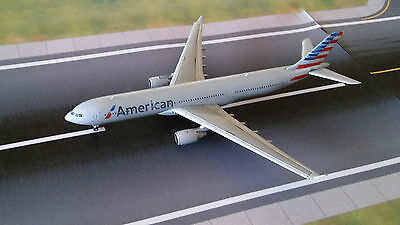 American Airlines A330 Model Aircraft 1/400 Scale Gemini Jets