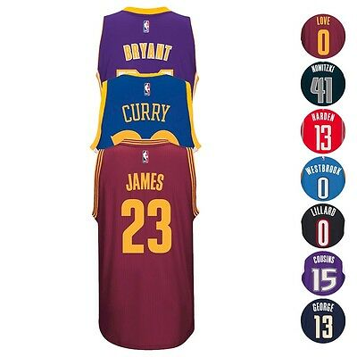 2016-17 NBA Assortment of ClimaCool Swingman Jersey Collection by ADIDAS - Men's