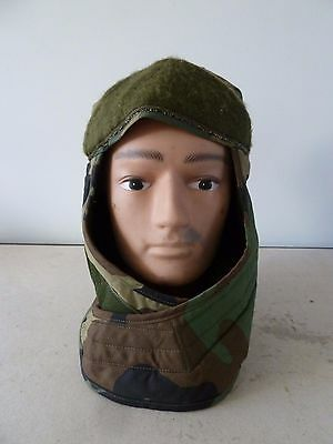 Cold Weather Cap Hat Insulating Helmet Liner Size 7 3/4 cap cold weather