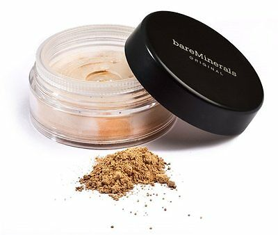 bareMinerals ORIGINAL SPF15 Foundation MEDIUM BEIGE N20 Large 8g. Brand New