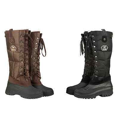 SALE! HKM Black Siberia Winter Thermo Boots