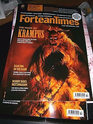 ForteanTimes Magazine Christmas 2016 (new)